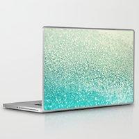 mint Laptop & iPad Skins featuring MINT by Monika Strigel