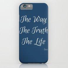 Way, Truth, Life Slim Case iPhone 6s