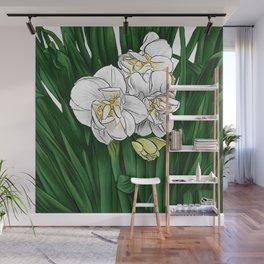 Daffodil Color Wall Mural