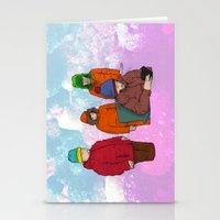 colorado Stationery Cards featuring Colorado by Benk