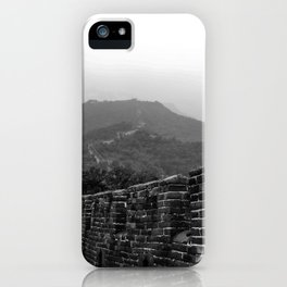 The Great Wall of China 2 iPhone Case