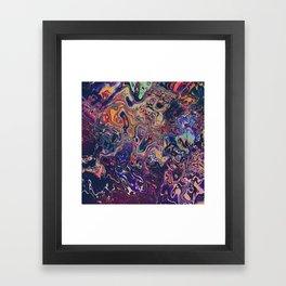 AURADESCENT Framed Art Print