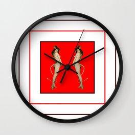 Lilith 3 Wall Clock