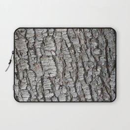 TEXTURES -- Spruce Bark Laptop Sleeve