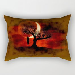 GOOD NIGHT TO DIE - 039 Rectangular Pillow