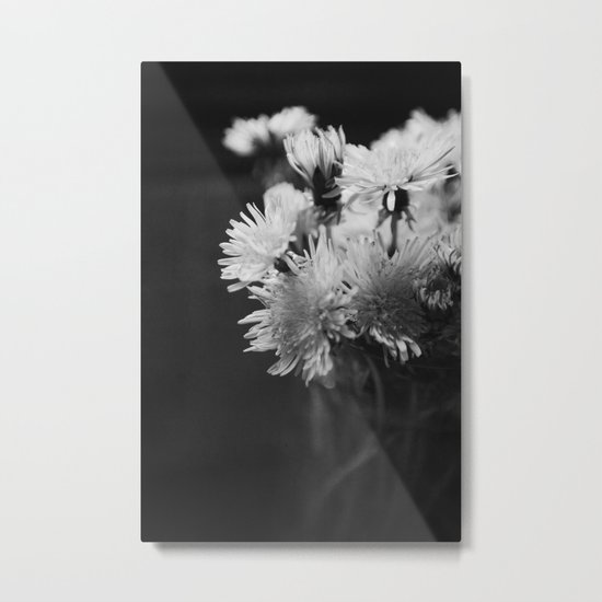 Simple Beauty Metal Print