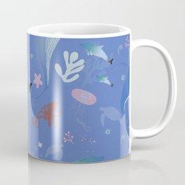 Under Water Sea Life 2 Coffee Mug