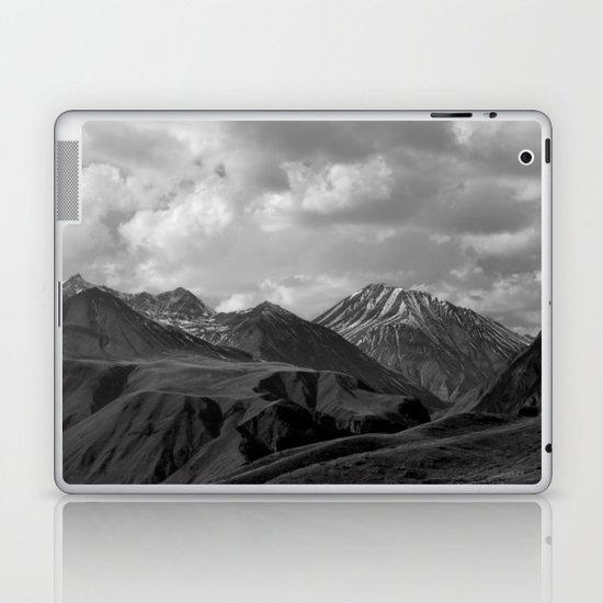 Black Mountains Laptop & iPad Skin