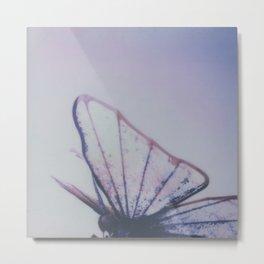 Wing It Metal Print