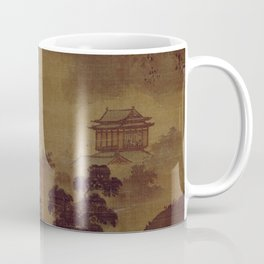 Sesshu Toyo Landscape of Four Seasons - Fall Coffee Mug
