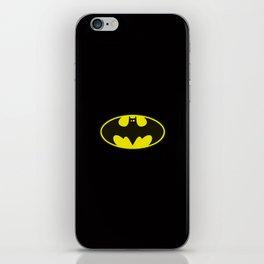 Bat Blønde iPhone Skin