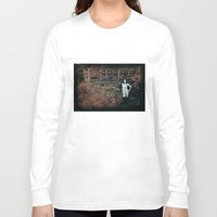 gypsy Long Sleeve T-shirts featuring Gypsy by Sirenphotos