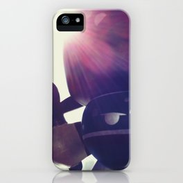 Big Round Boba Fett iPhone Case