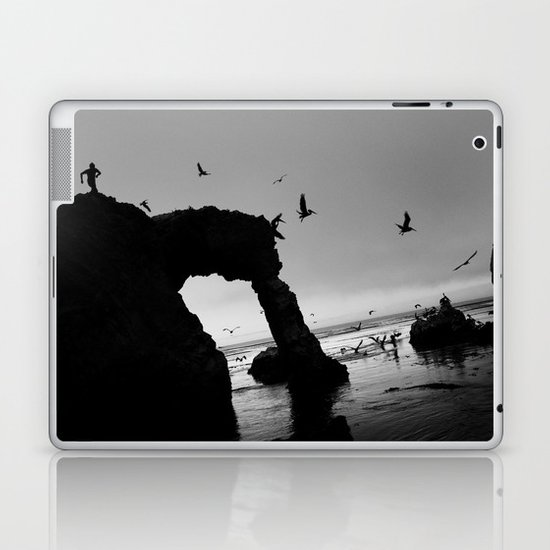 Arch Runner Laptop & iPad Skin