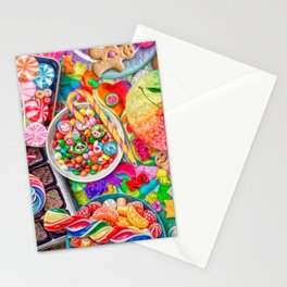 Candylicious Stationery Cards