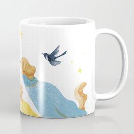 follow the moon Coffee Mug