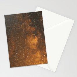 The Milky Way (Forest Landscape Photography, Starry Night Sky Photo) Stationery Cards