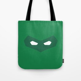 Green Lantern superhero Tote Bag