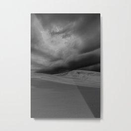 Bilbunya Dunes Metal Print