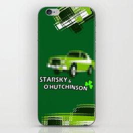 Starsky & O'Hutchinson iPhone Skin