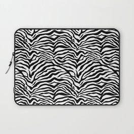 Zebra skin pattern Laptop Sleeve