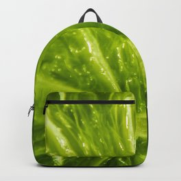 If life gives you lemons learn to make lemonade Backpack