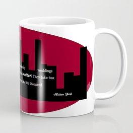 Wilson Fisk Daredevil Quote Coffee Mug