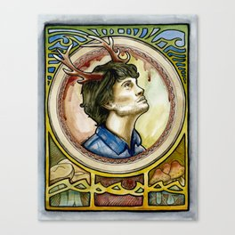 This is my design - Will Graham Canvas Print
