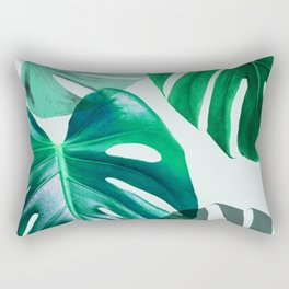 Monstera 1 Rectangular Pillow