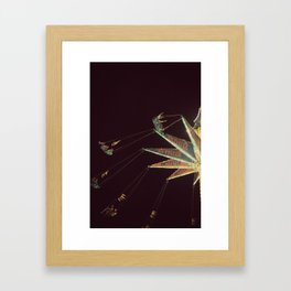 All the Pretty Lights - III Framed Art Print