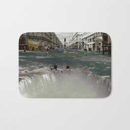 The Street Fall Bath Mat