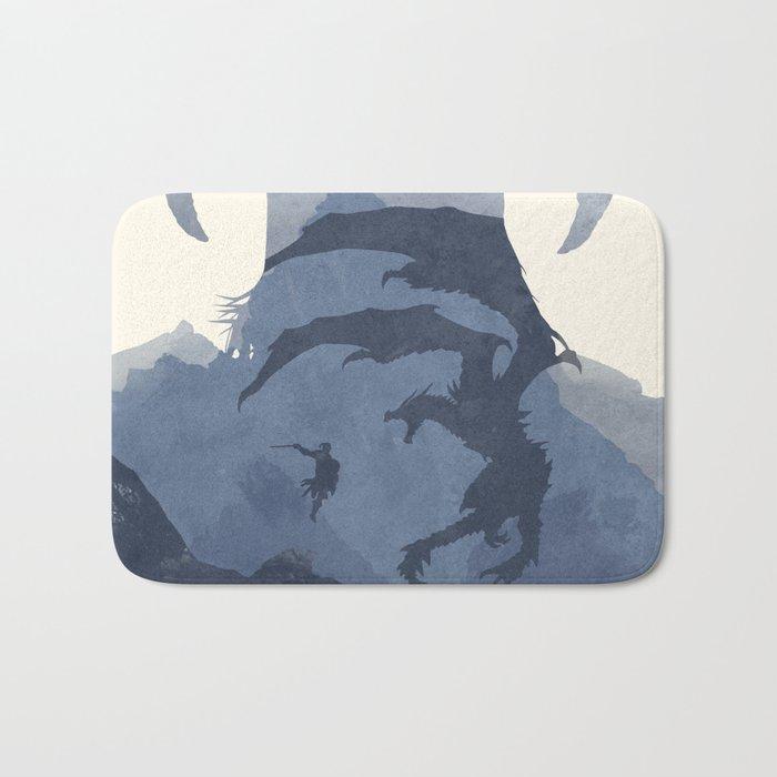 Skyrim (II) Bath Mat