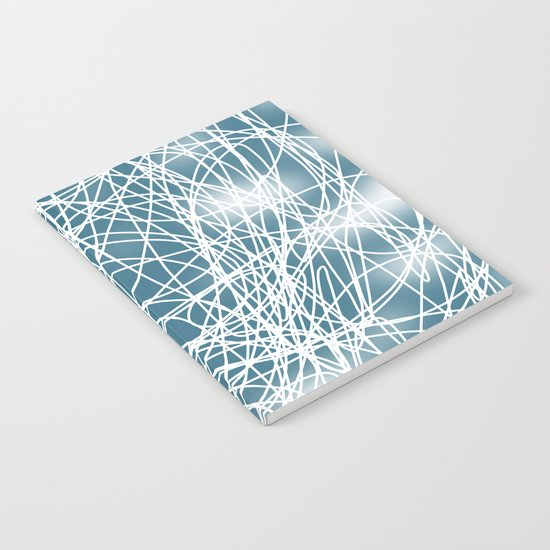 Abstract 360 Notebook
