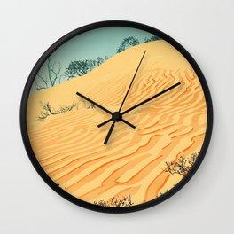 Sandbanks Provincial Park Poster Wall Clock