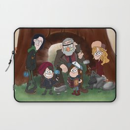 Bifrost Falls Laptop Sleeve