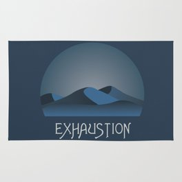 Exhaustion Rug