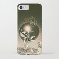 prometheus iPhone & iPod Cases featuring Prometheus  by Santiago Sarquis