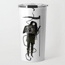 Warrior Princess Travel Mug