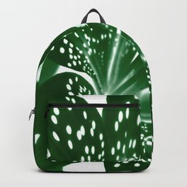 Lily Infrared In Green Backpack