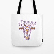 Deco Taurus Tote Bag