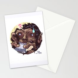 IPhone of the Apes Stationery Cards