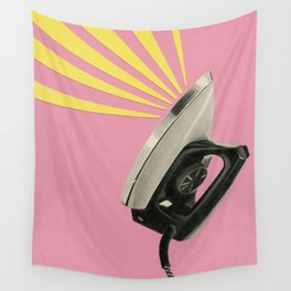 The Art of Ironing Wall Tapestry