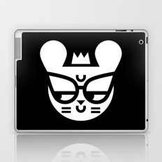 Skeptical Mouse Laptop & iPad Skin