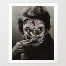 Nicotine (2014) Art Print