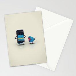 Appman & Tweetin' Stationery Cards