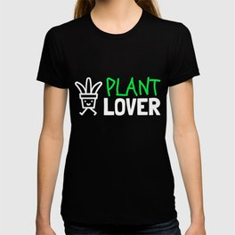 Plant Lover - Cool Plant Design T-shirt