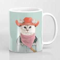 Rodeo Cat Mug