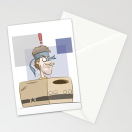 Metal Gear?! Stationery Cards