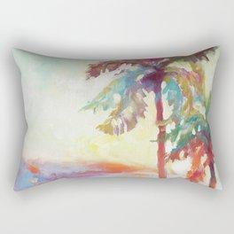 Sunrise in Hawaii Rectangular Pillow