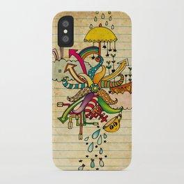 Notebook World iPhone Case
